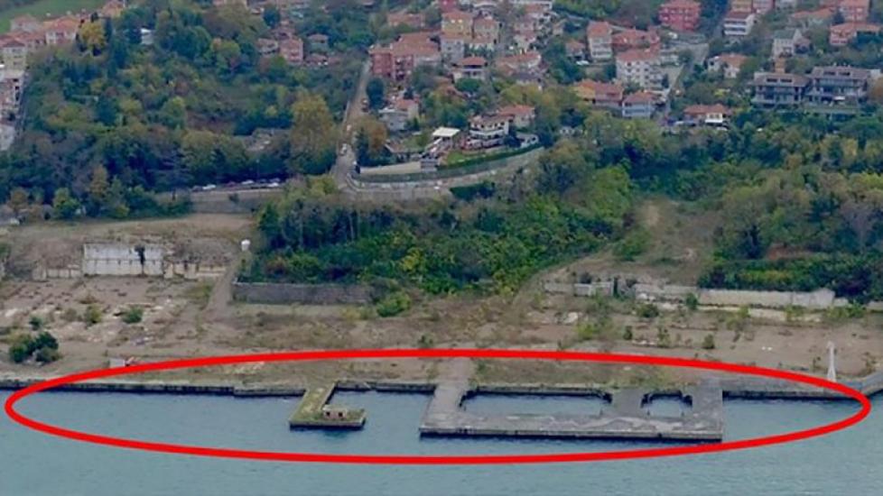 İşçi ölümleriyle gündeme gelen Torunlar, Boğaz'a iskele yapacak