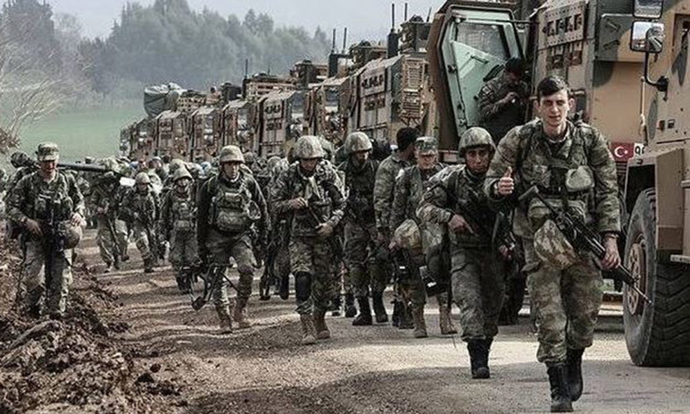 Suriye'de ne kadar Türk askeri var?