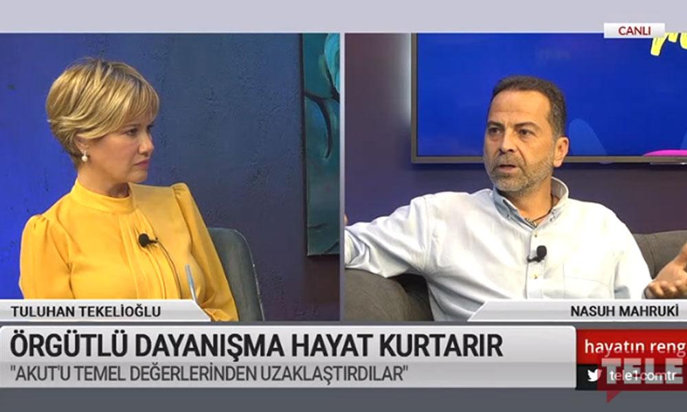 Türkiye'de kötülük örgütlü ama iyilik de örgütlenmeli