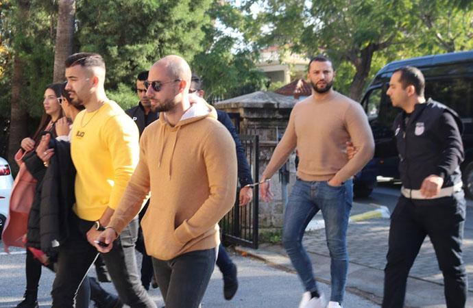 Kıbrıslı Türk sanatçıya kara para aklamadan gözaltı