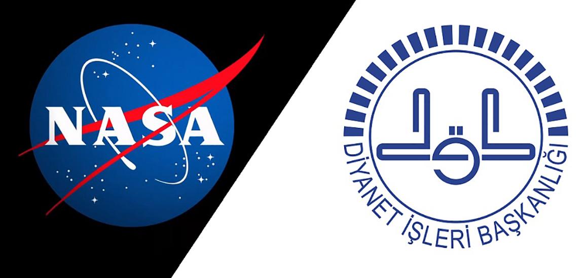 NASA'da 20 bin, Diyanet'te 125 bin personel çalışıyor