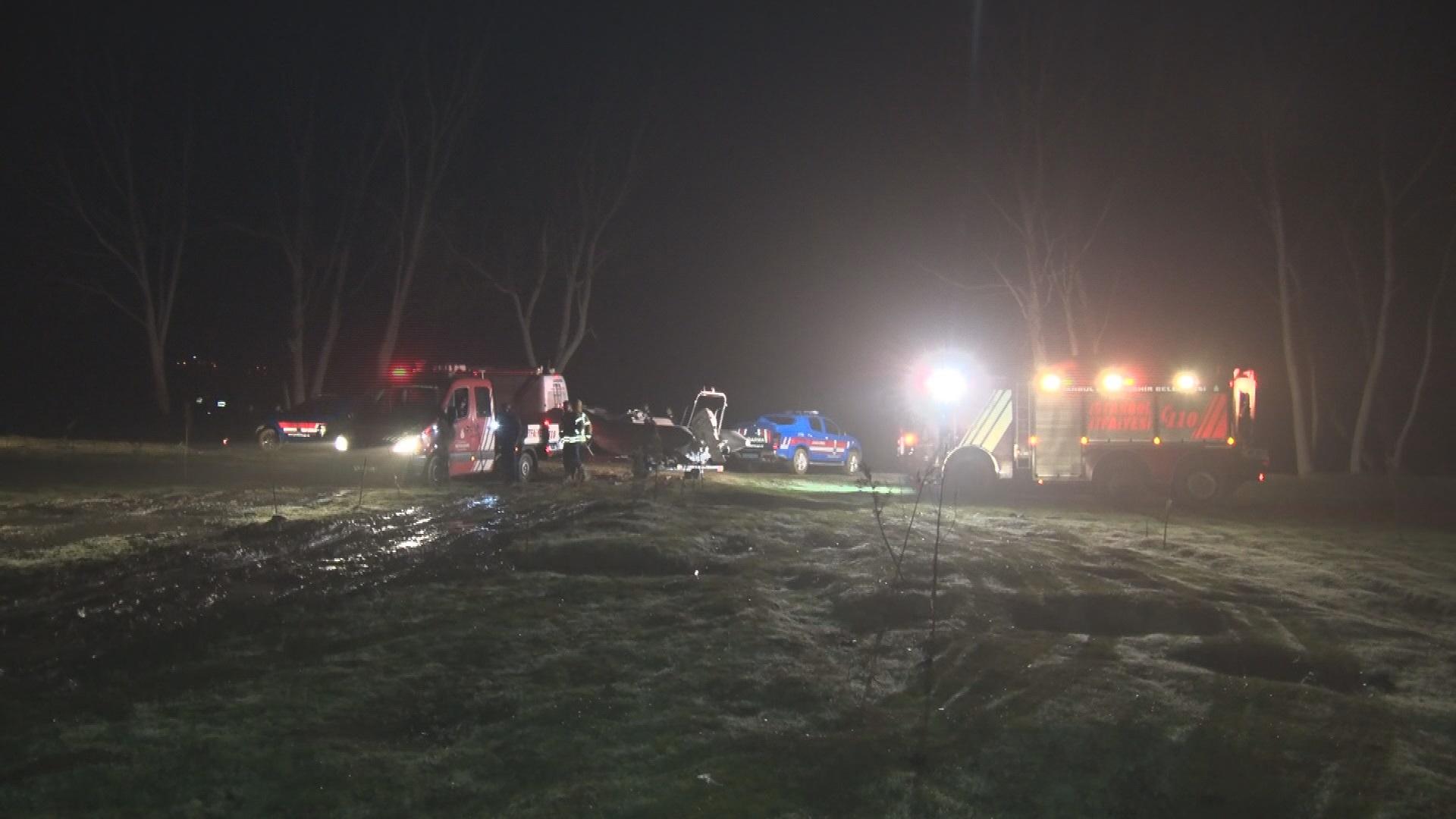 Terkos Gölü'nde tekne alabora oldu! 2 kişi kayıp