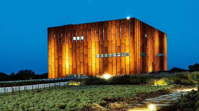 Troya müzesi, 'Avrupa Yılın Müzesi Ödülleri'nde finale kaldı