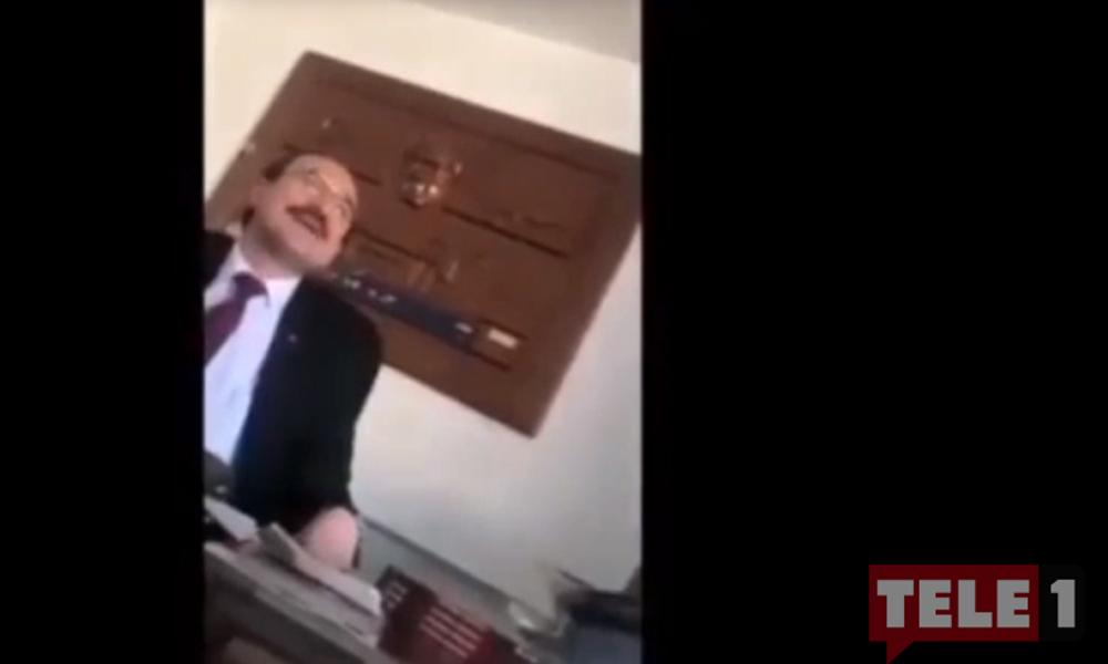 MHP'de rüşvet skandalının görüntüleri ortaya çıktı