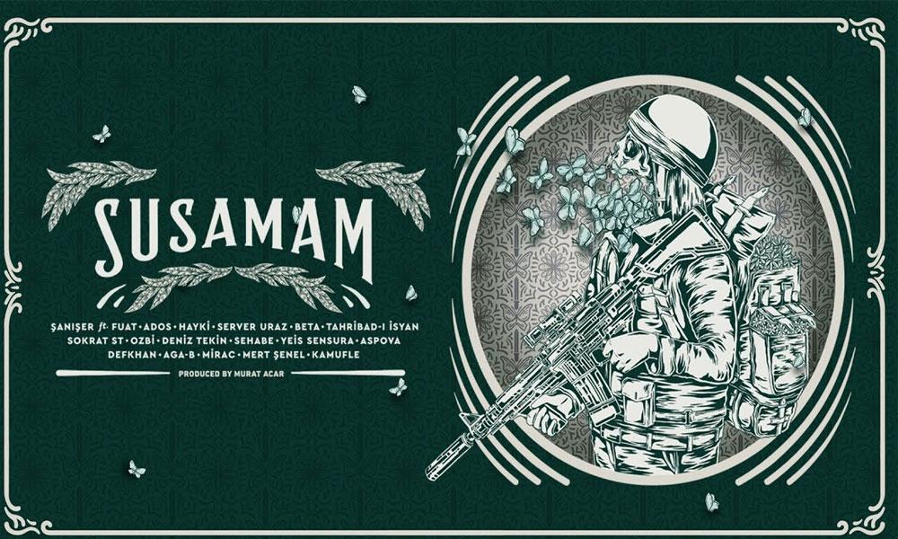 A Haber 'Susamam'daki isimleri hedef gösterdi, sosyal medyadan tepki yağdı: #ahaberkapatılsın