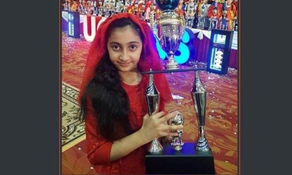 10 yaşındaki Kürt çocuk Dünya Şampiyonu oldu