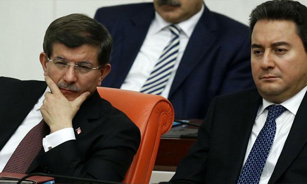 Babacan ve Davutoğlu'nun temasta olduğu eski HDP'li vekillerin isimleri ortaya çıktı