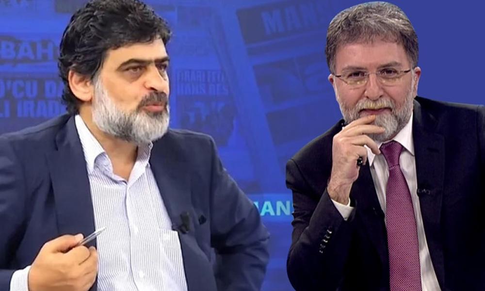 Ahmet Hakan'a olay sözler:  'Tek ilkeniz, cafelerde oturup manken tavlamak, Ramazan'da, patronun yatına binmek'