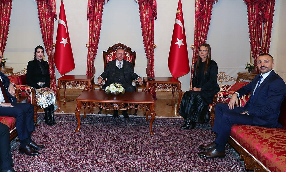 Demet Akalın, Erdoğan'a boşandığı eşini şikayet etmiş