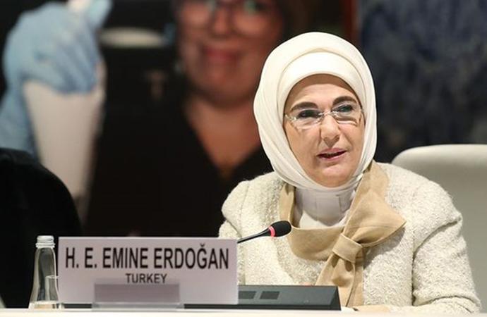 Emine Erdoğan'ın isminin önündeki H.E'nin anlamı ne?
