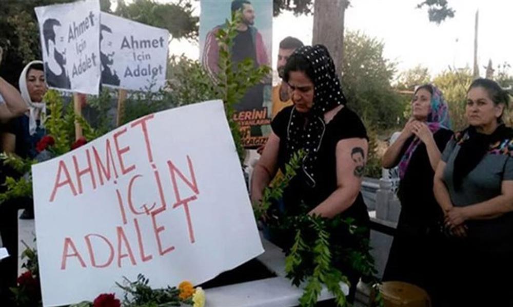 Gezi direnişinde yaşamını yitiren Ahmet Atakan'ın annesi Emsal Atakan gözaltına alındı