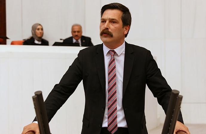 Erkan Baş: TRT ilk kez basın açıklamamı haber yaptı