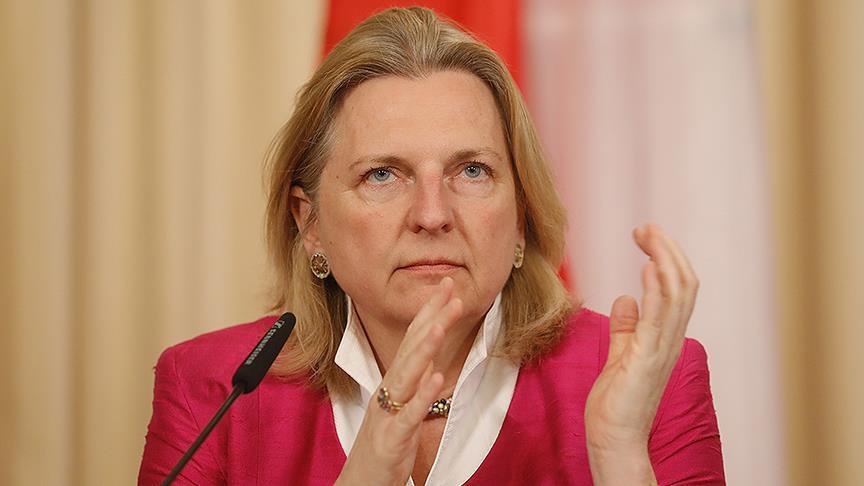 Eski Avusturya Dışişleri Bakanı Kneissl: NATO içinde çok sayıda çatlak var