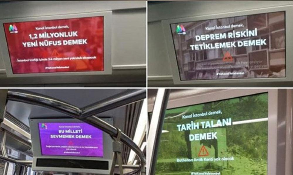 AKP İBB ekranlarını hedef aldı! Müdahale sinyali mi?