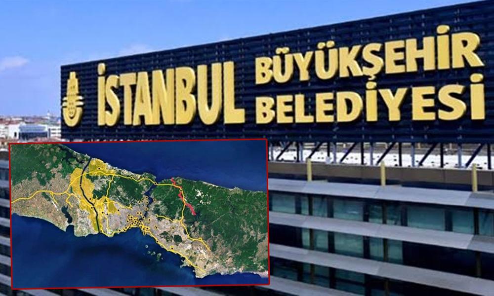İBB, Kanal İstanbul protokolünden çekildi!