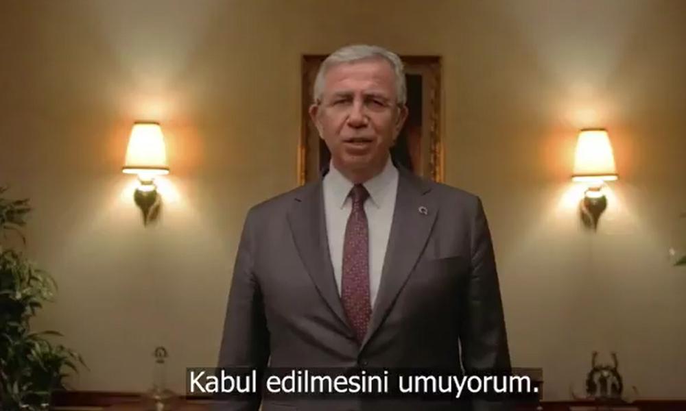 Mansur Yavaş, Erdoğan'ın sözleriyle duyurdu: Merkez Bankası faizinin yarı fiyatına kredi bulduk!