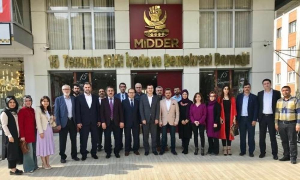FETÖ ile mücadele için kurulan MİDDER kapatıldı