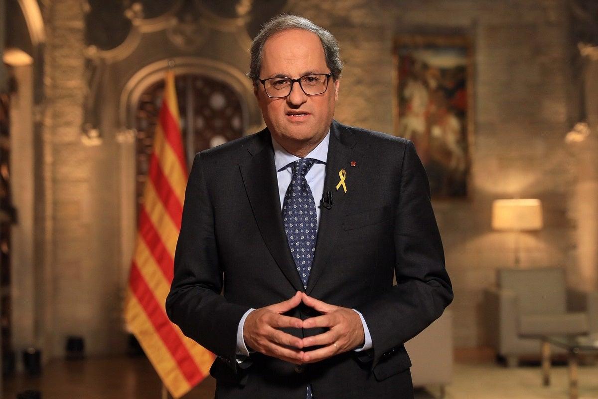 Katalan siyasetçilere İspanya'dan kötü haber… Cezaları belli oldu