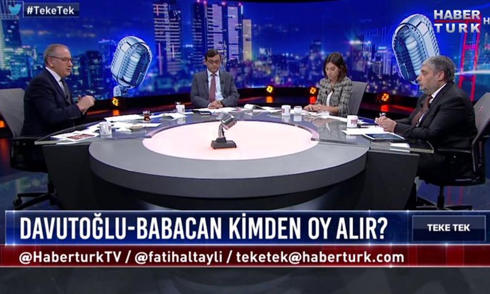 Canlı yayında Fatih Altaylı'dan ilginç örnek: '600 bin satan Sabah 20 bine düştü…'