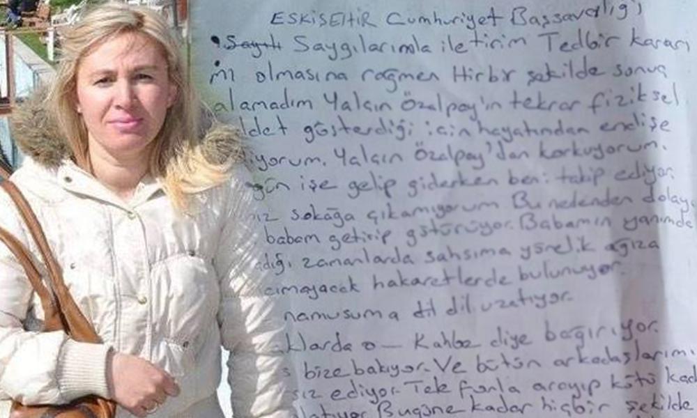 Satırla öldürülen Ayşe Tuba Arslan'ın çantasından çıkan dilekçe kahretti!