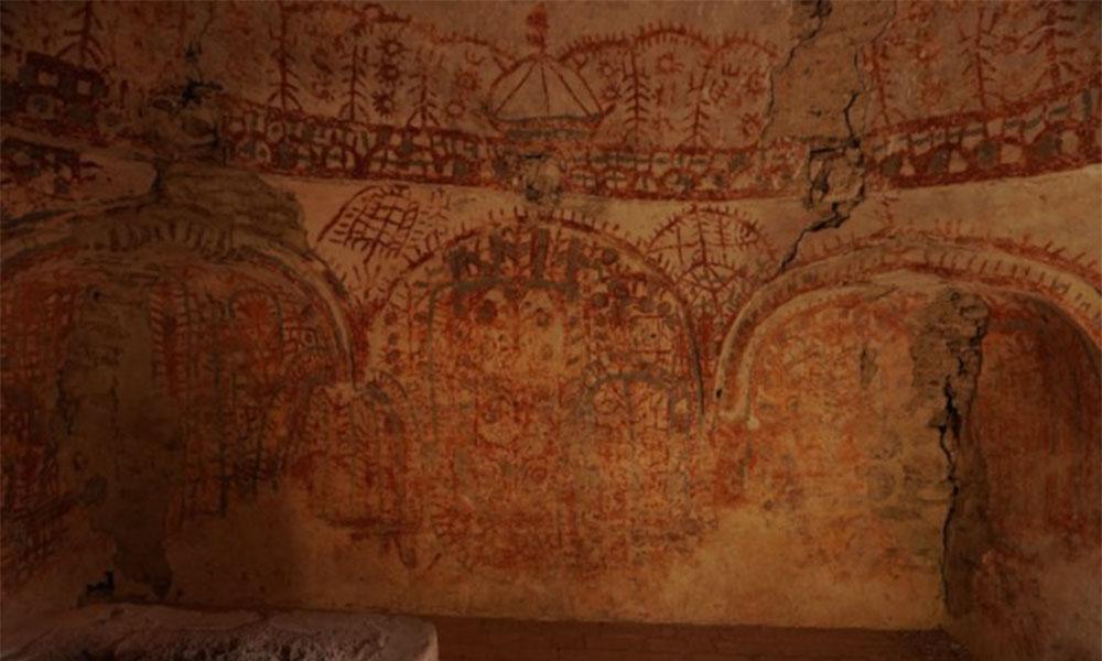 Osmanlı Türbesinde dikkat çeken detay: Hiçbir İslami ögeye rastlanmadı