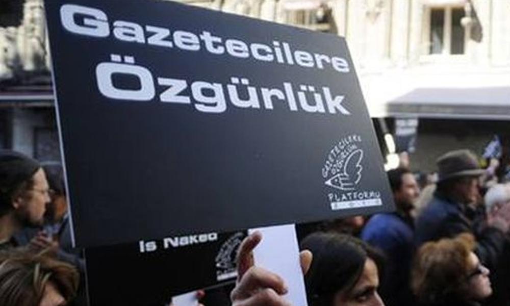 CPJ: Çin ve Türkiye 'en büyük gazeteci hapishanesi'