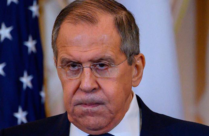 Rusya Dışişleri Bakanı Lavrov: Türkiye sorumluluklarını yerine getirmedi