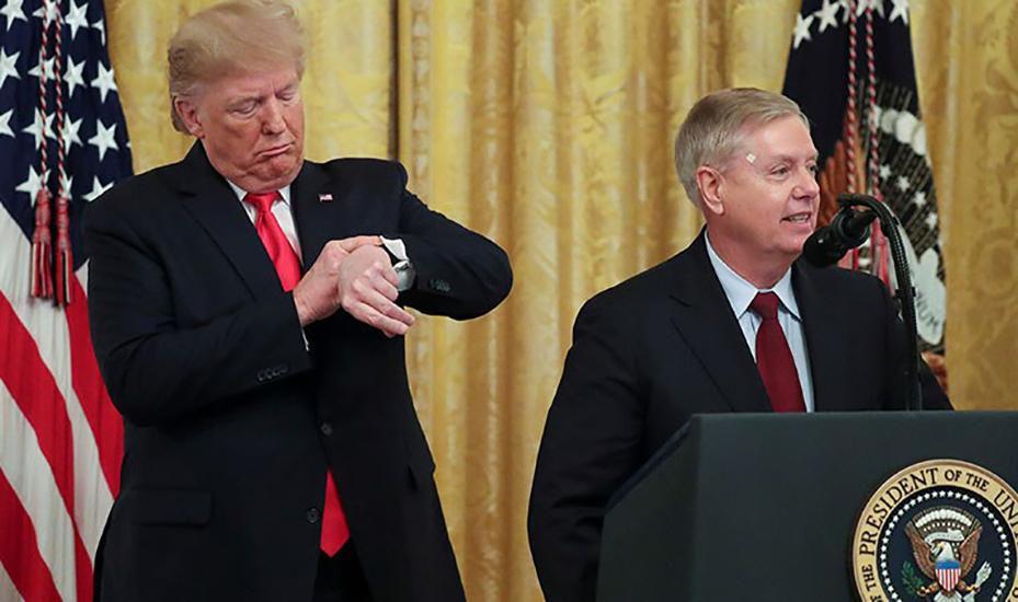 ABD'li senatör Graham'dan Türkiye'ye yeni yaptırım tehdidi