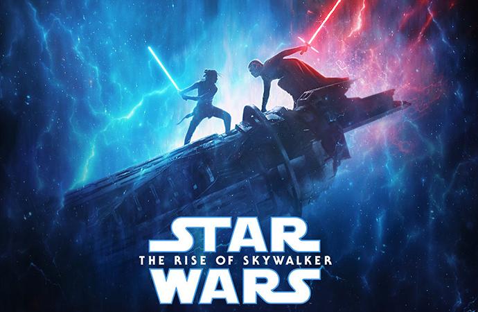 Star Wars'ın yeni filmi The Rise of Skywalker'ın tanıtım fragmanı yayınlandı