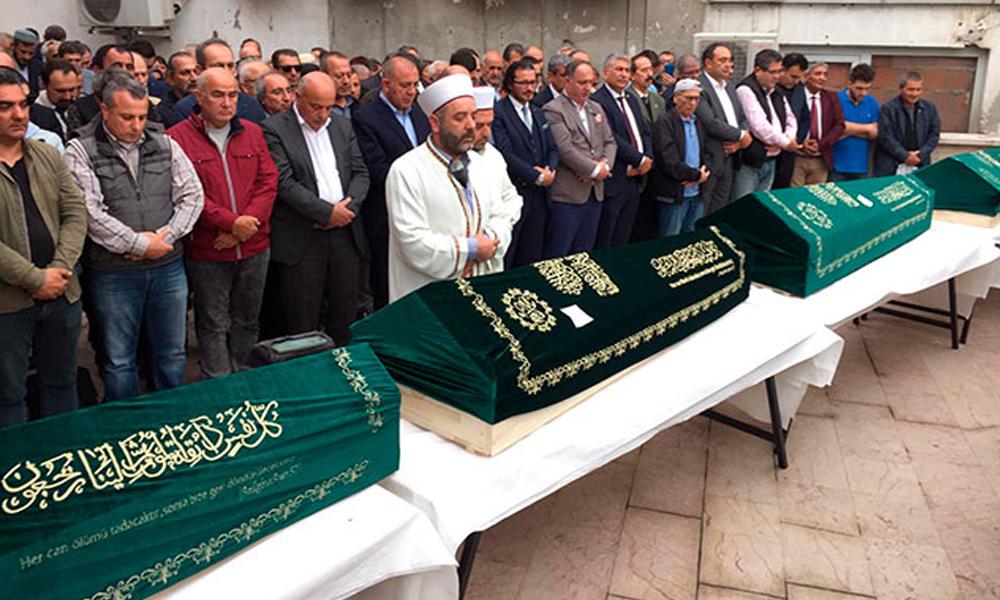 Fatih'te 4 kardeşin ölümüne ilişkin Adli Tıp incelemesi tamamlandı