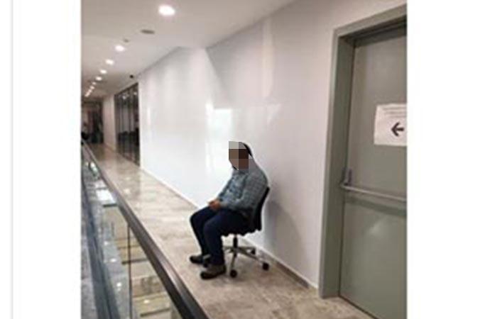 AKP'li belediyede skandal! Kendisini görünce ayağa kalkmayan belediye çalışanını bakın nasıl cezalandırdı