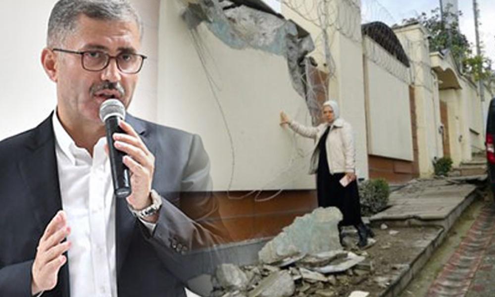AKP'li eski bakanın villasını yıktıran Üsküdar Belediye Başkanı: Daire en az 2 milyon dolar eder
