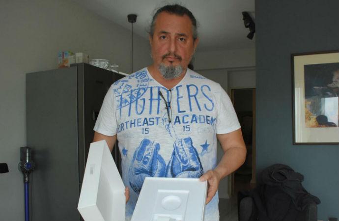 Tablet diye aldı kutudan iki parça cam çıktı… İnternet alışverişlerinde dikkat