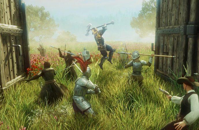 Amazon MMO oyun yapımcılığına soyundu