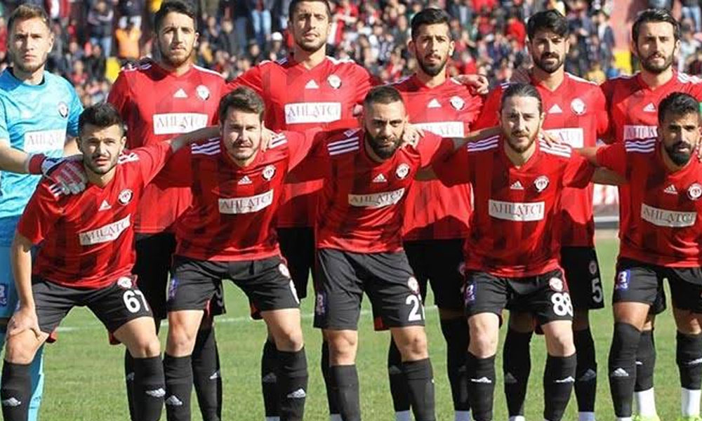Çorumspor'dan Amedspor'a teşekkür