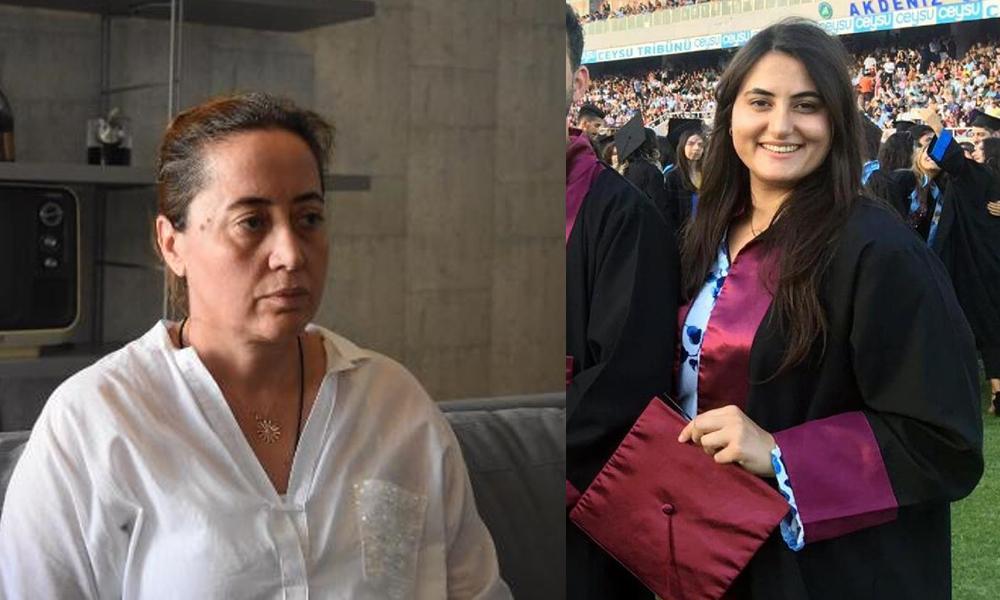 Doktor kızı eşi tarafından öldürülen anne: En ağır cezayı alacağına inanıyorum