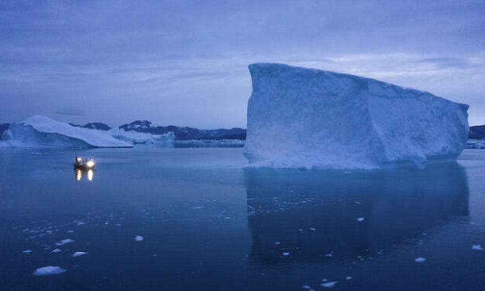 Antarktika'daki bilim insanlarının beyni 'monotonluktan' küçüldü