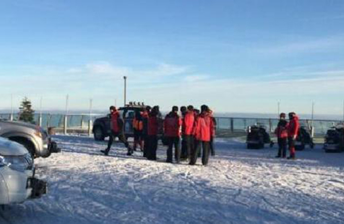 Uludağ'da kaybolan 2 dağcıyı arıyorlardı… 4 AKUT görevlisi kayboldu