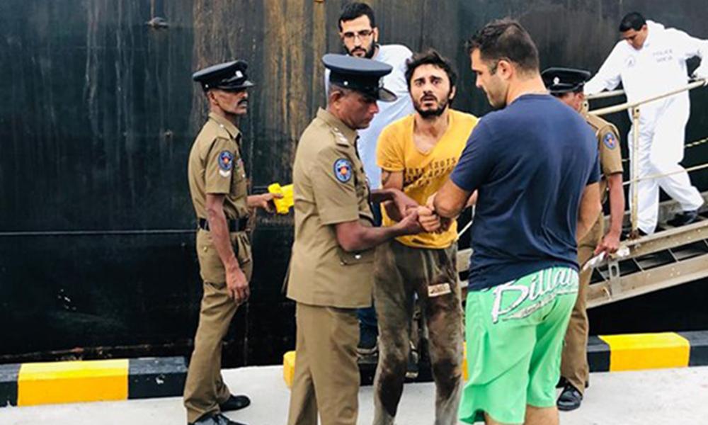 Kaptanı öldüren katil gözaltında