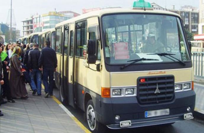 İki kadını darp eden minibüs sürücüsü serbest bırakıldı