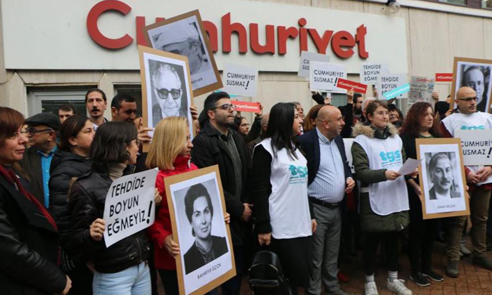 'Savcılar katliam çağrılarını seyrediyor'