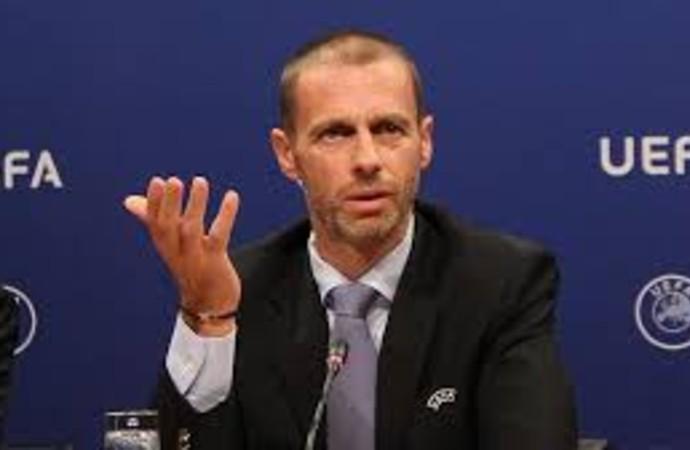 UEFA Başkanı Aleksander Ceferin'den çarpıcı açıklama: Eğer burnu uzunsa ofsaytta kalıyorsun
