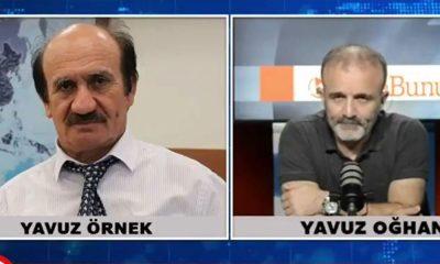 Kanal İstanbul'a onay veren akademisyen Yavuz Örnek'ten inciler
