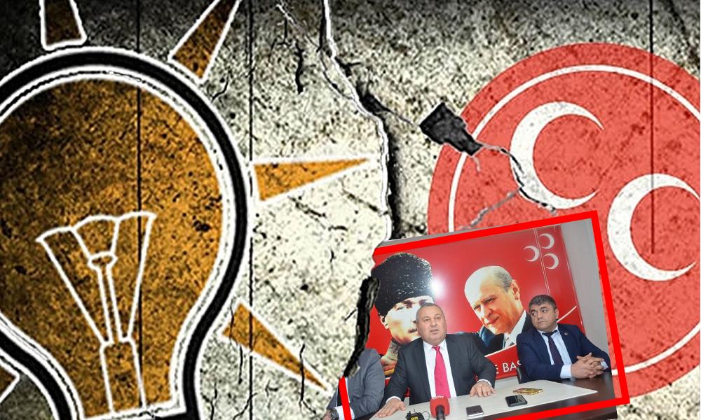 AKP'li ve MHP'li isimler arasındaki 'Dinsiz' tartışması alevlendi! 'Hasan denilen dinsiz, pislik…'