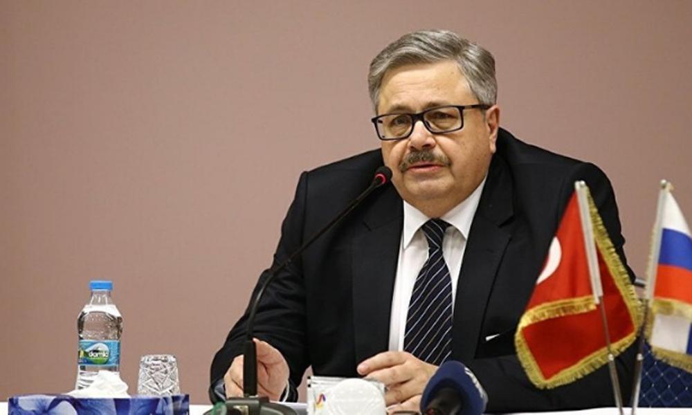Rusya Büyükelçisi'nden yandaş Sabah yazarına 'yoldaş' yanıtı