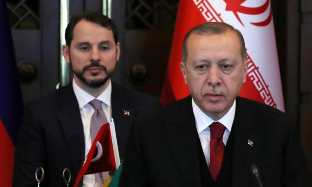 Erdoğan konuştu, LeMan'dan 'damat' karikatürü geldi