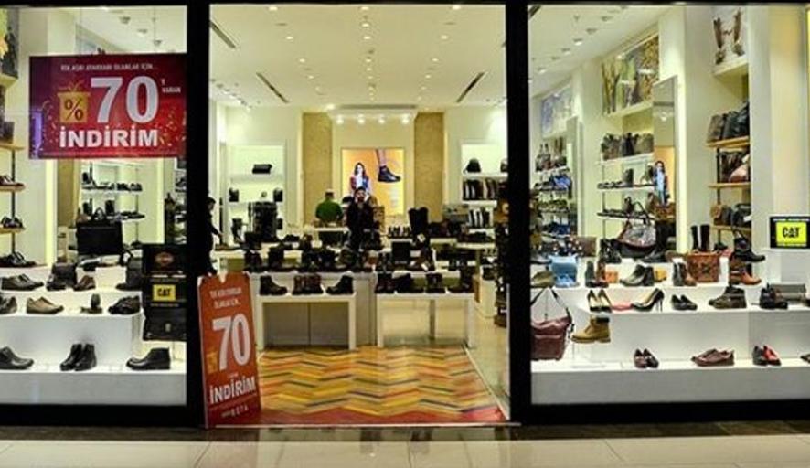 Dev ayakkabı mağazası için iflas kararı: 50 şubesi kapandı
