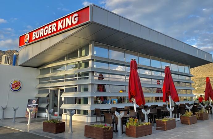KKTC'de bir ilk! Burger King, Rum ambargosunu deldi