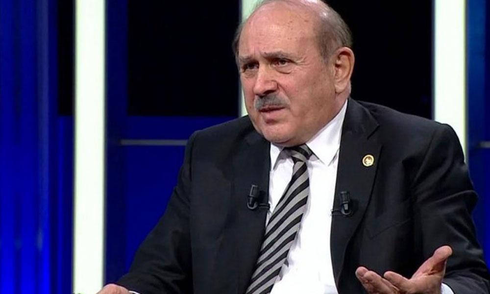 Burhan Kuzu, Erdoğan'a isyan etti! Defalarca makam istedim, ama vermedi…
