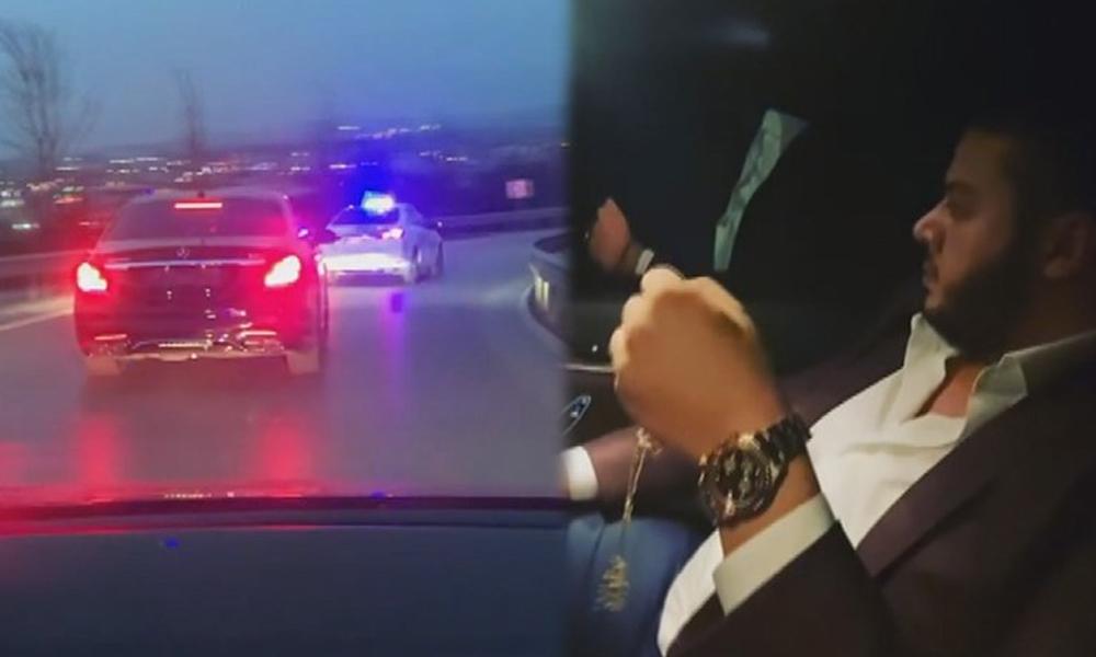 Ankara'nın 'çakarlı kabus'u yakalandı